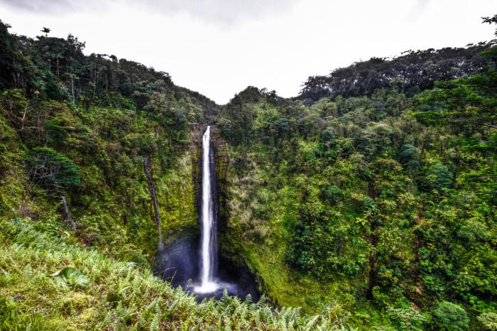 3. Akaka Falls