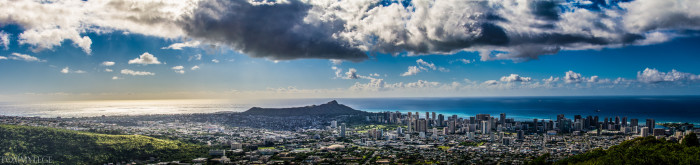3. BudgetTravel.com lists Honolulu as the third most beautiful city in the country – behind New York City and San Francisco.