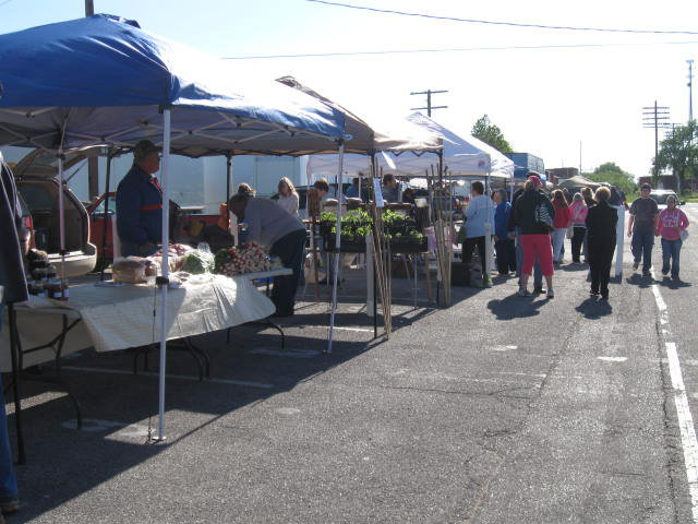 8. Pittsburg Farmers Market (11th & Broadway, Pittsburg)