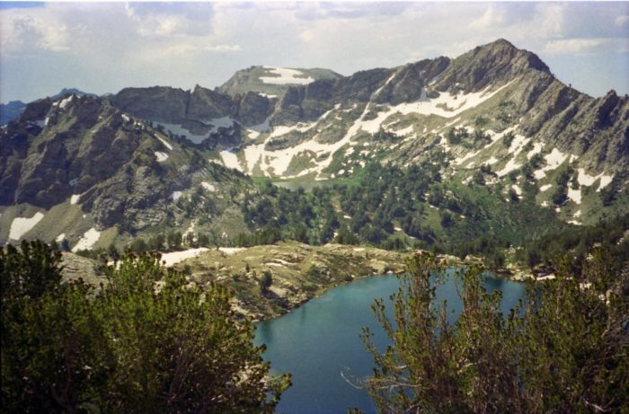 5. Ruby Mountains