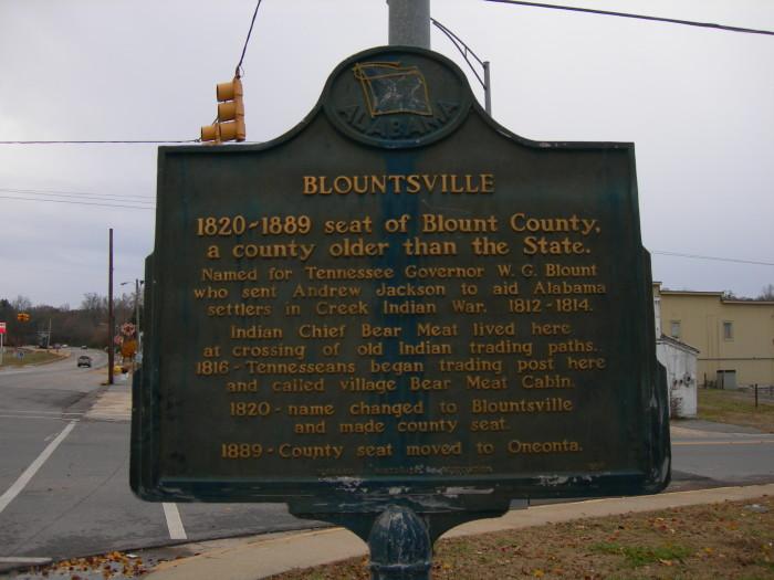 5. Blountsville