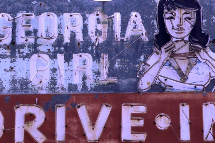 9. Georgia Girl Drive-In