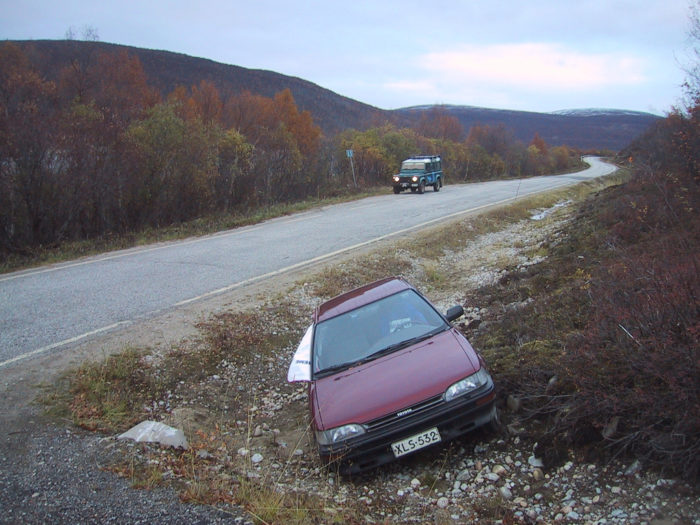 6. Drivers in New Hampshire aren't required to wear seat belts (if they're over 18) or to have auto insurance.