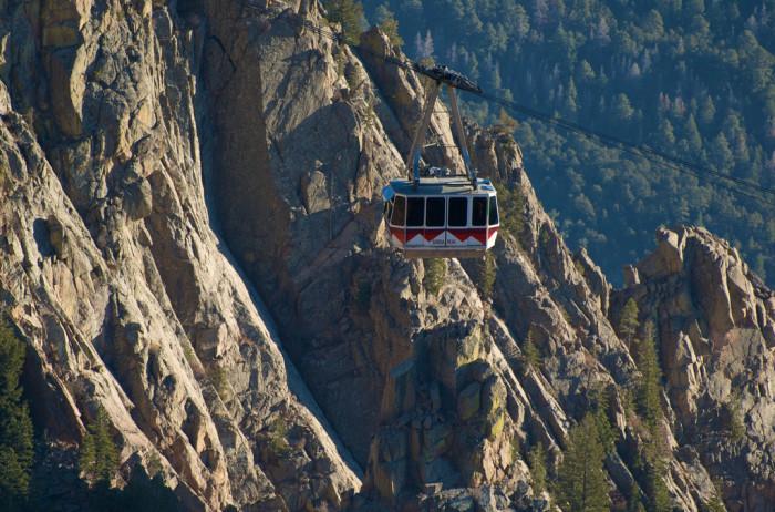 5. Sandia Peak Tramway, Albuquerque