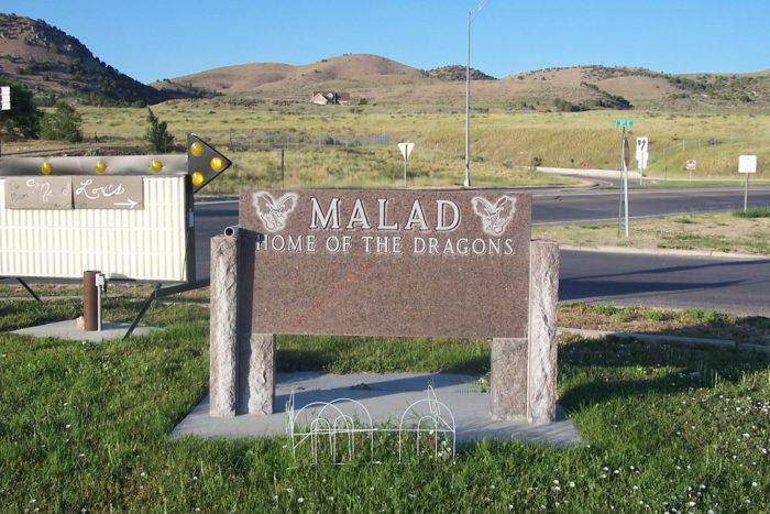 5. Malad City (1864)