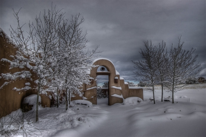 4. Does it ever snow in New Mexico?