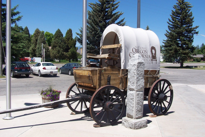 Monepelier Idaho history