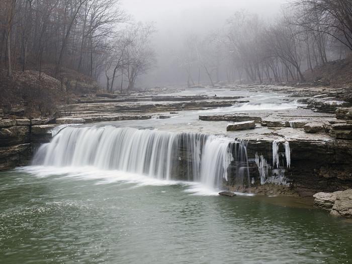 3. Cataract Falls, Indiana