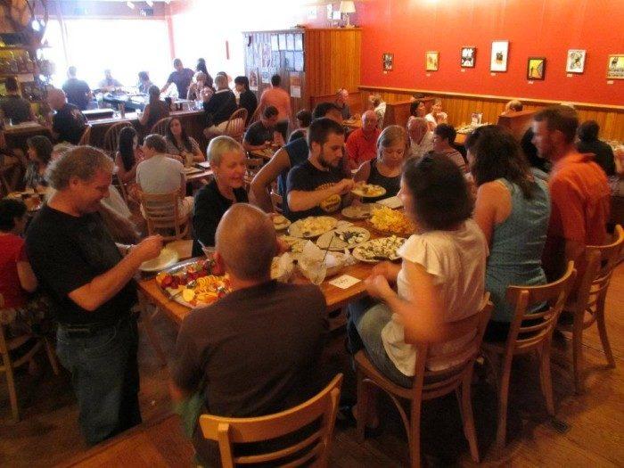 1. Casa Nueva Restaurant & Cantina (Athens)