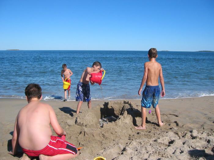 2. Ferry Beach, Scarborough
