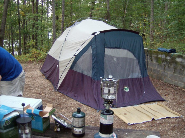 7. Spend a weekend camping at Oak Mountain State Park, Alabama's largest state park.