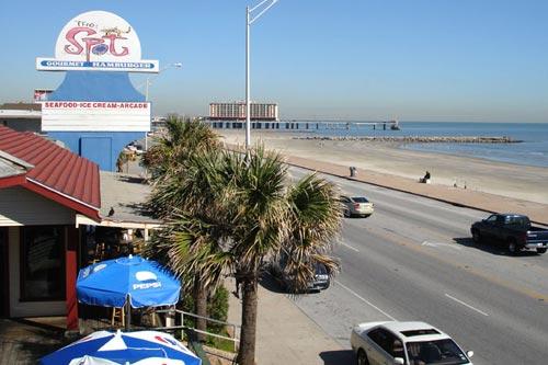 1. The Spot (Galveston)
