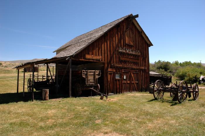 11. Boulder River Valley Barn