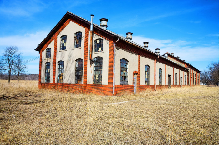5. Flint Hills Railroad Building, Kansas