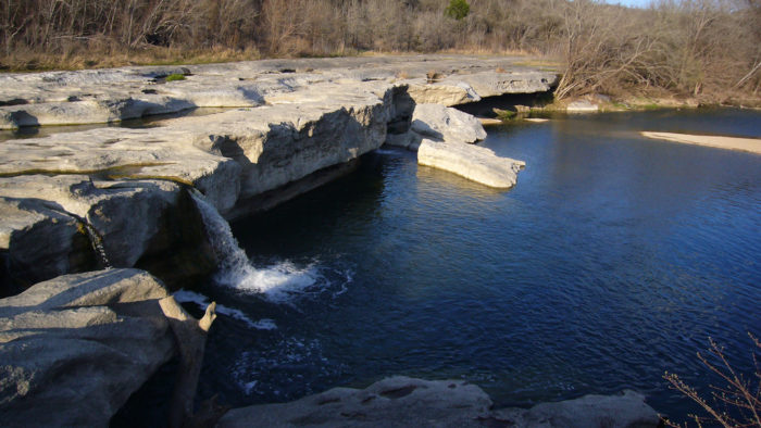 9. Up for camping? Mckinney Falls State Park has fresh water, trails, and more for you to explore!