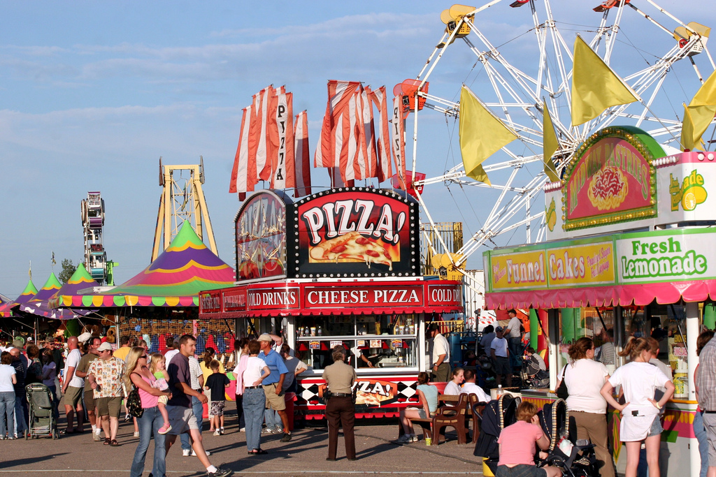 New Hampshire State Fair Food