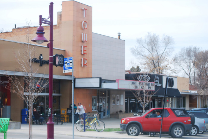 14. Salt Lake City has three theaters that show more than just blockbuster action movies.