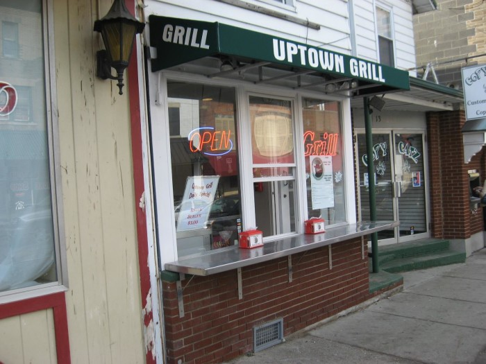 3. Uptown Grill (Athens)