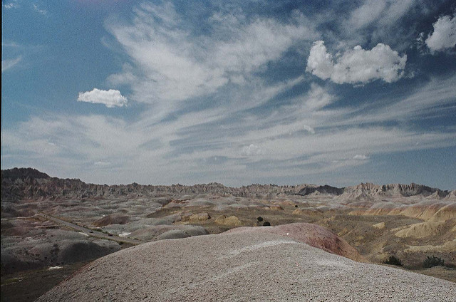 The Badlands are some of America's most beautiful and unique geological formations.