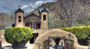 What's Hiding Inside This New Mexico Church Will Leave You In Awe