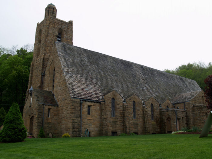 14. Saint Patricks Church in Collinsville stuns with its medieval nuances.