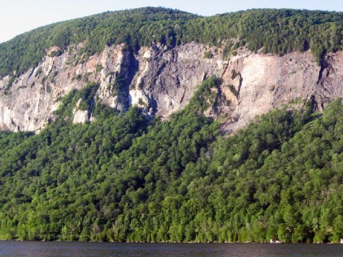 11.  Mount Pisgah