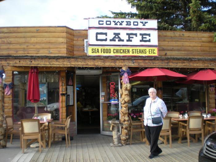 3. Cowboy Cafe