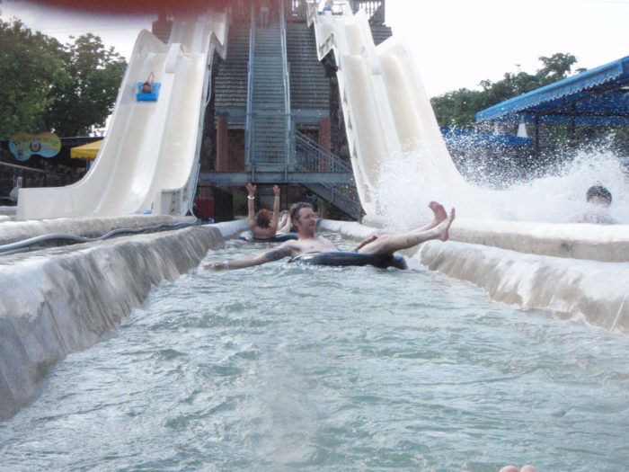 3. Schlitterbahn is all over Texas! Lines can get kind of crazy for the water rides, but they are more than worth it!