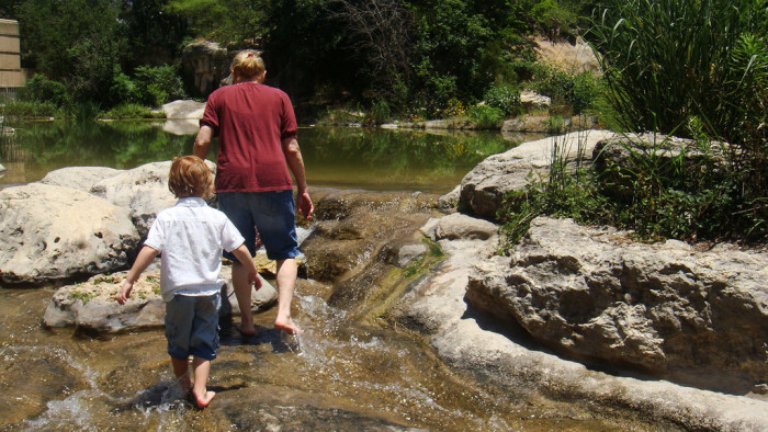9. The Austin Nature and Science Center - Where the kiddos and adults can enjoy some plain ol' fun together in nature!