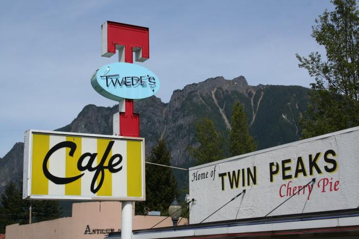 1. Twede's Cafe, North Bend
