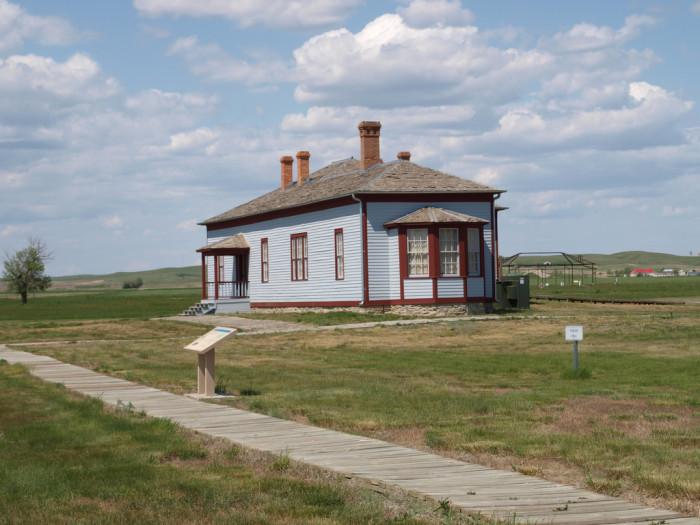 9. Fort Buford - Williston