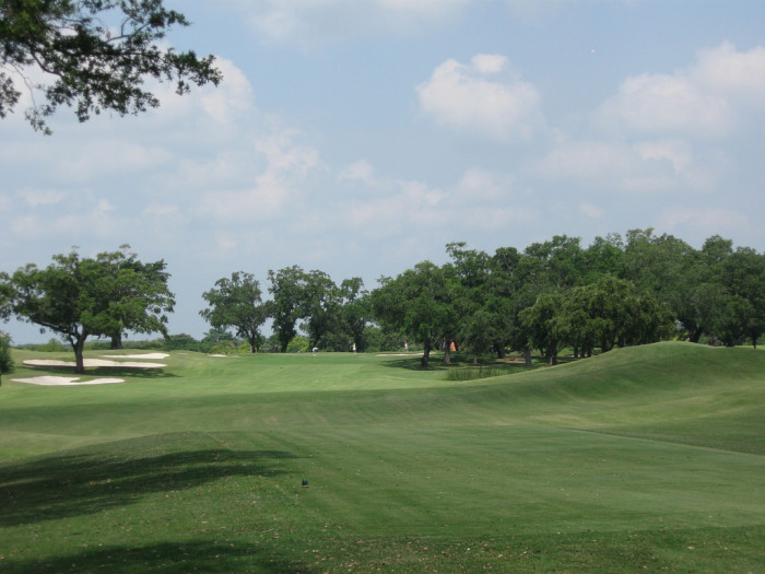 9. Grande Oaks Golf Club - Caddyshack