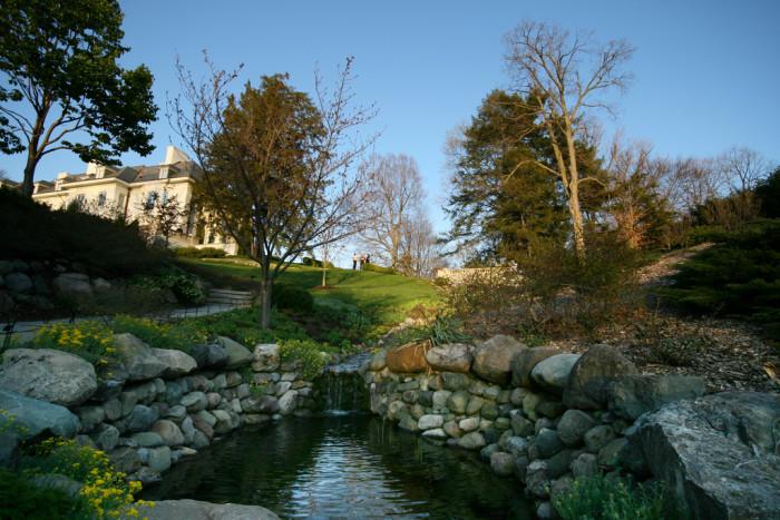 Indiana 39 S Most Beautiful Public Garden
