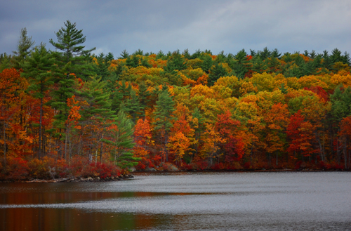 3. Massabesic Lake, Manchester
