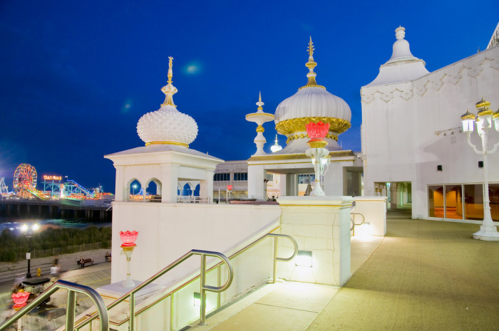 16. Taj Mahal, Atlantic City