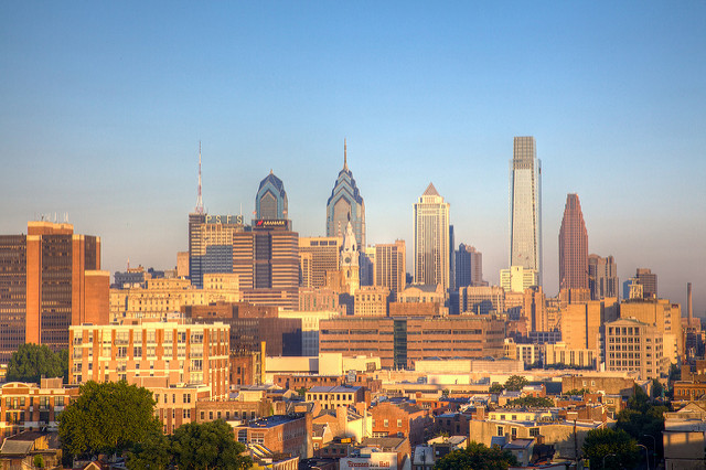 4. Philadelphia is one of the most recognizable and oldest cities in the country.