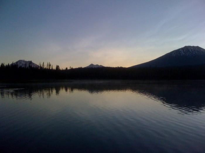 5. Little Lava Lake