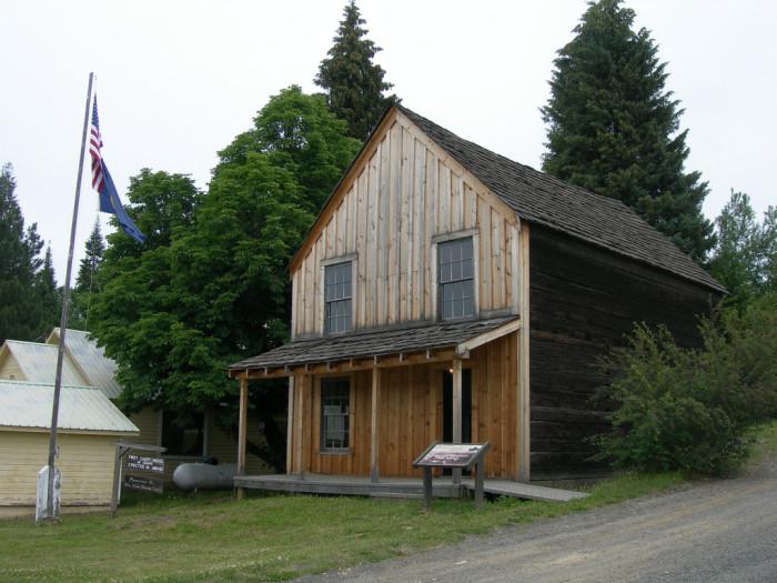 Pierce Idaho history