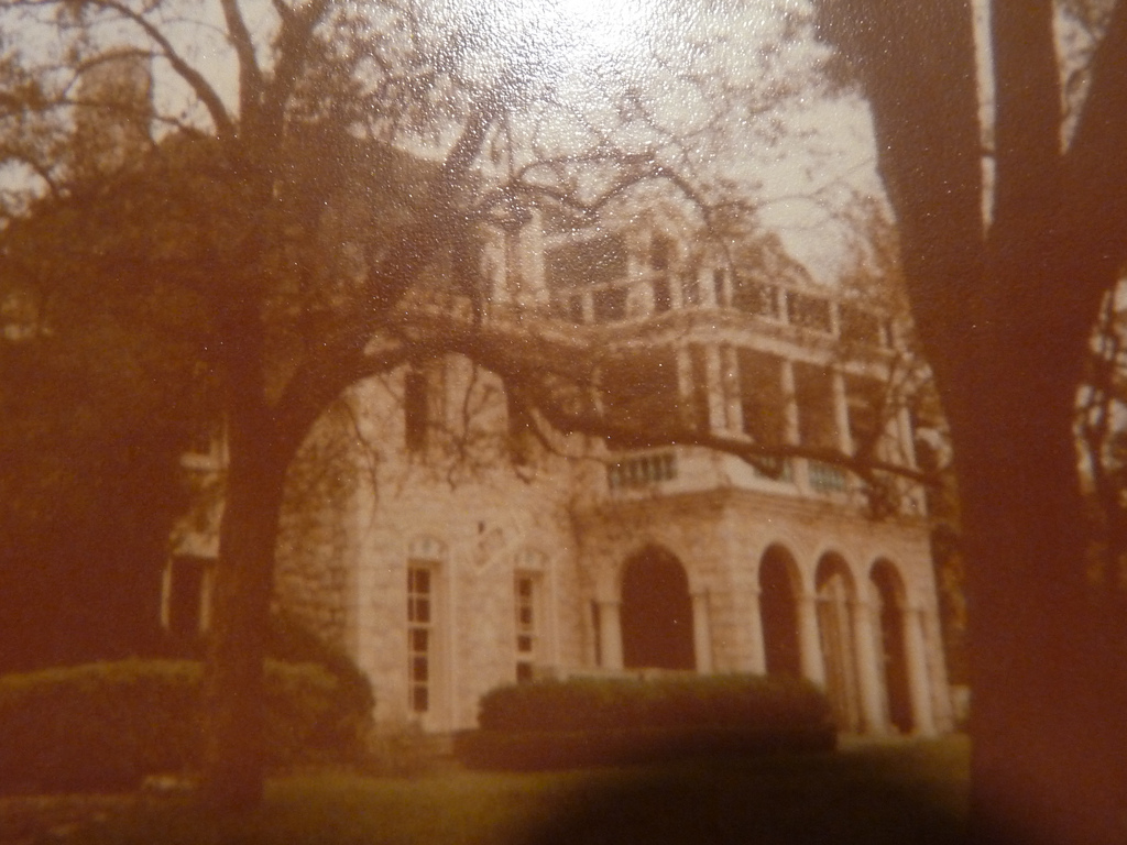 The Story Behind The Most Haunted House In Texas