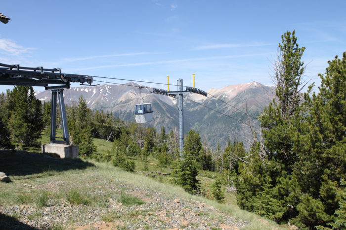 For an unforgettable excursion, ride the scenic Wallowa Lake Gondola to the top of Mt Howard, where you can hike an easy summit trail and view the Wallowas up close and personal.