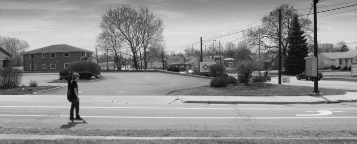 3. In North Canton, It's illegal to roller skate without notifying the police.