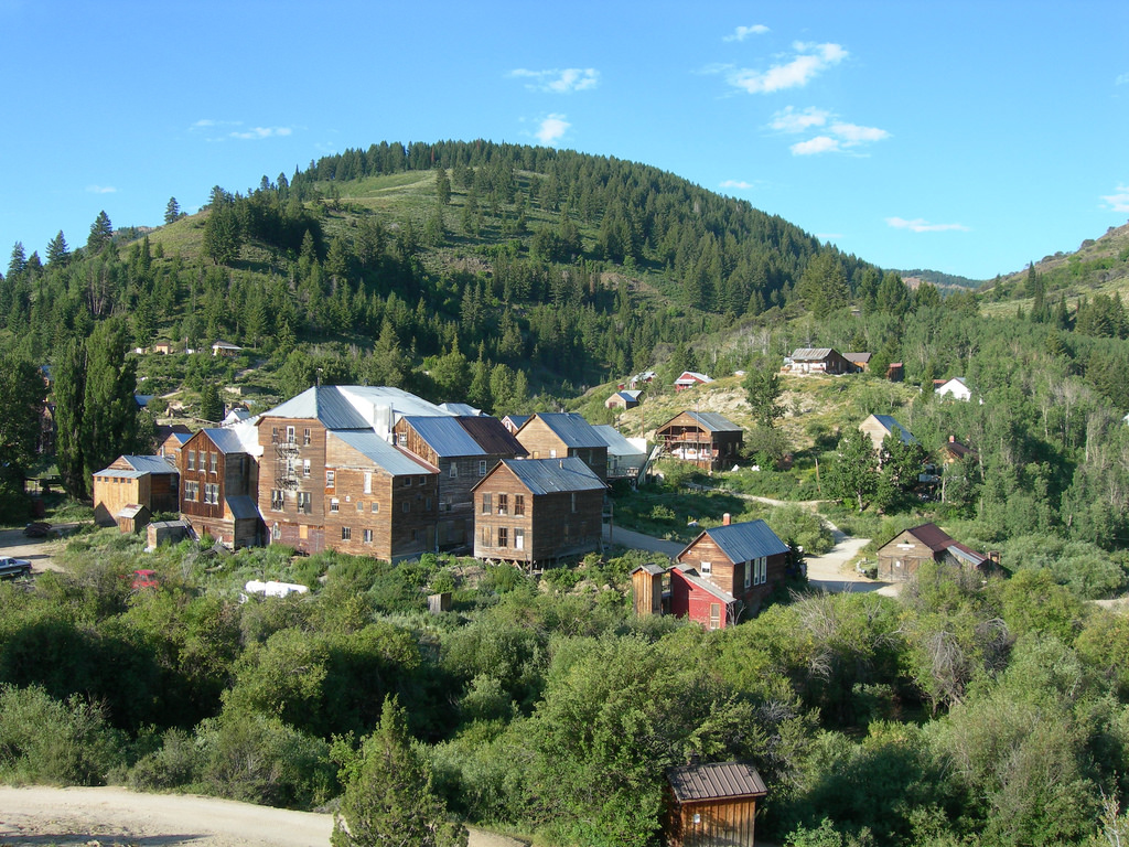 Top Ghost Towns in Idaho, United States