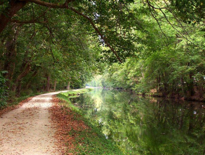 12. Chesapeake & Ohio Canal