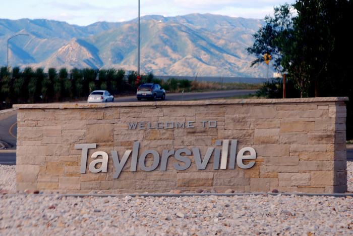 8. Taylorsville, 1848