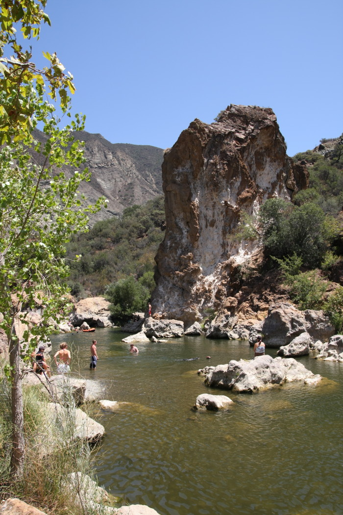 9. Red Rock Pool