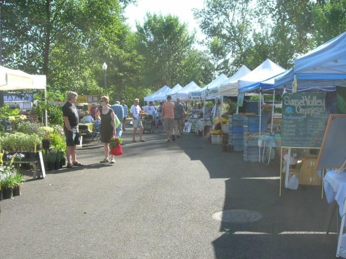 5. Corvallis Farmers Market