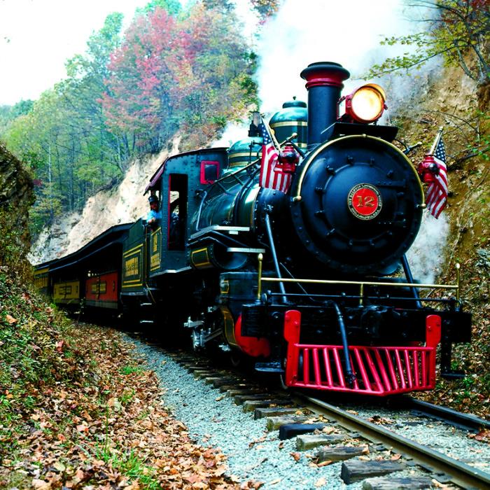 6. Tweetsie Railroad