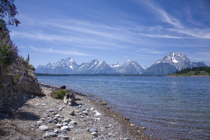 3. Jackson Lake