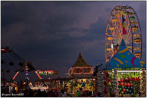 12. We have the best state fair in the country.