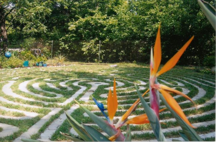 11. Carlyle Garden Labyrinth (Carlyle)